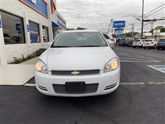 2016 Chevrolet Impala Limited LS