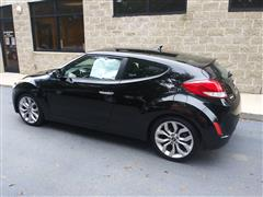 2015 Hyundai Veloster RE:FLEX