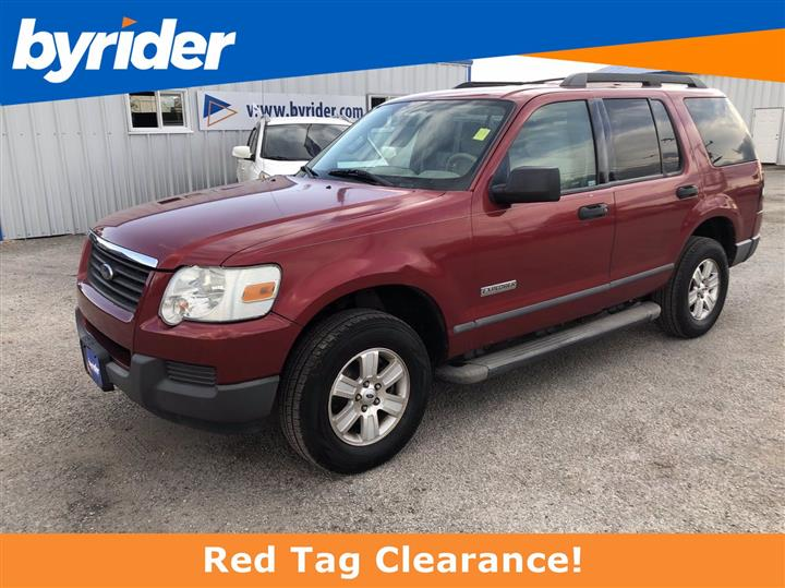 2006 Ford Explorer XLS