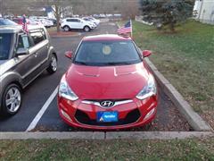 2013 Hyundai Veloster w/Gray Int