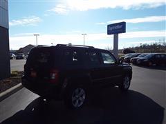 2011 Jeep Patriot Latitude