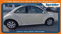 2009 Volkswagen New Beetle Coupe S