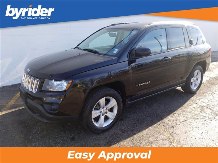 Used 2016 Jeep Compass Latitude For Sale In Columbus Oh Byrider