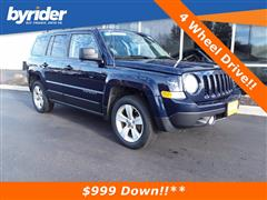 2012 Jeep Patriot Limited