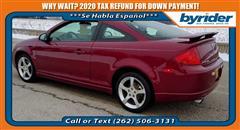 2008 Pontiac G5 GT