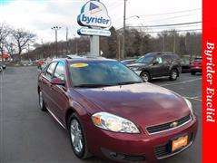2011 Chevrolet Impala LT Retail