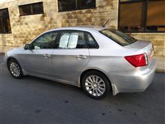 2011 Subaru Impreza Sedan 2.5i Premium