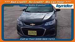 2018 Chevrolet Sonic LS