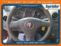 2008 Pontiac G6 1SV Value Leader