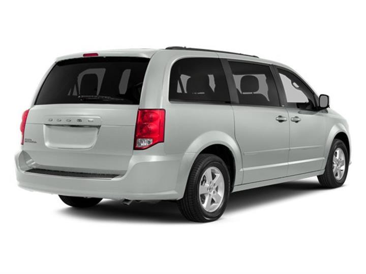 2014 Dodge Grand Caravan SXT
