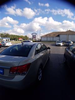 2012 Chevrolet Cruze LT w/1LT