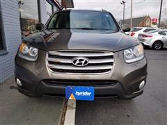 2012 Hyundai Santa Fe Limited