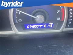 2010 Honda Civic DX-VP