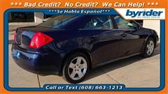 2009 Pontiac G6 w/1SV