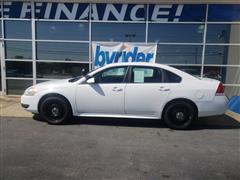 2014 Chevrolet Impala Limited Police Police