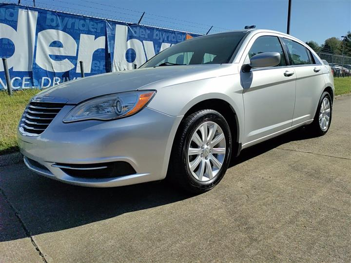 2011 Chrysler 200 Touring