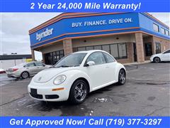 2008 Volkswagen New Beetle Coupe