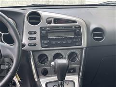 2008 Toyota Matrix