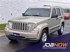 2011 Jeep Liberty Sport