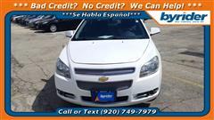 2012 Chevrolet Malibu LTZ w/1LZ