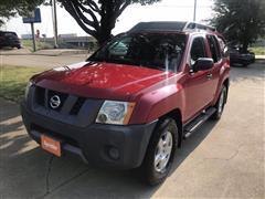 2008 Nissan Xterra