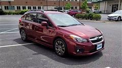 2012 Subaru Impreza Wagon 2.0i Sport Premium