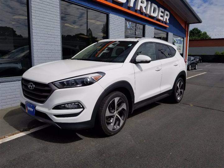 2016 Hyundai Tucson Sport