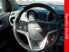 2014 Chevrolet Sonic LTZ