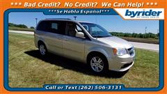 2013 Dodge Grand Caravan Crew