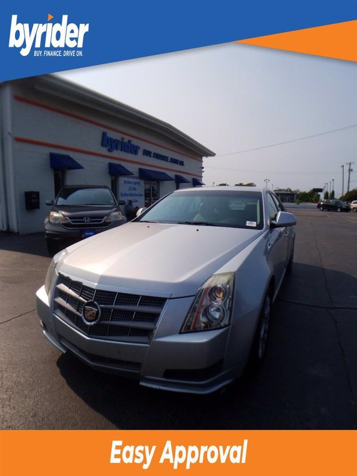 2011 Cadillac CTS Wagon Luxury