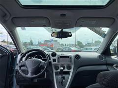 2009 Pontiac Vibe w/1SA