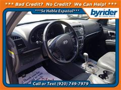 2009 Hyundai Santa Fe Limited