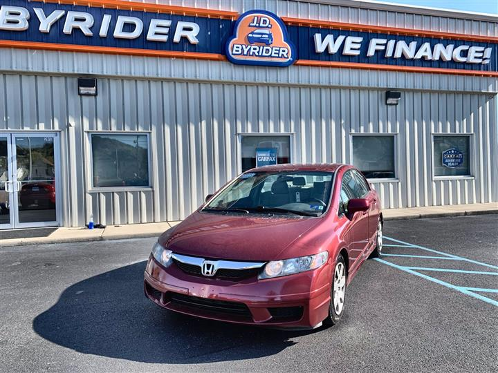 2011 Honda Civic Sdn LX