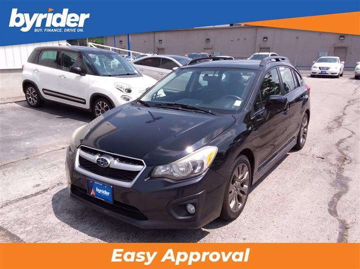 2012 Subaru Impreza Wagon 2.0i Sport Limited