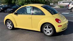 2010 Volkswagen New Beetle Coupe