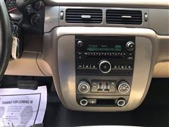 2009 Chevrolet Suburban Commercial