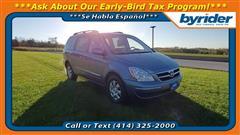 2008 Hyundai Entourage