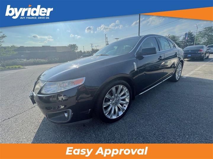 2012 Lincoln MKS w/EcoBoost