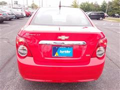 2014 Chevrolet Sonic LT