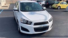 2013 Chevrolet Sonic LS