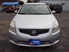 2011 Nissan Sentra 2.0 S