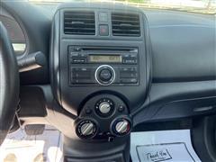 2013 Nissan Versa S Plus