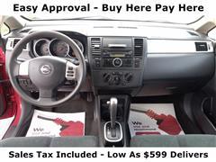 2010 Nissan Versa 1.8 S