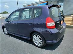 2008 Honda Fit Sport