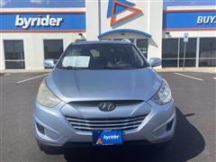 2012 Hyundai Tucson GLS PZEV