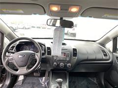 2016 Kia Forte 5-Door LX