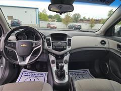 2012 Chevrolet Cruze ECO
