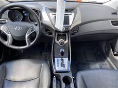 2012 Hyundai Elantra Limited PZEV