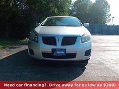2010 Pontiac Vibe w/1SA