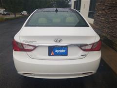 2012 Hyundai Sonata 2.4L Limited PZEV